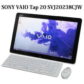 SONY VAIO Tap 20 SVJ20238CJW Core i5 8GB 1TB 20型 無線LAN Windows10 Webカメラ Bluetooth Microsoft Office 中古パソコン デスクトップ 一体型 【中古】