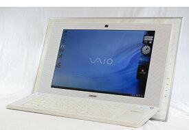 【送料無料】SONY VAIO Lシリーズ VGC-LJ52B/W エバーホワイト【Celeron/2GB/160GB/DVDスーパーマルチ/15.4型液晶/Windows Vista/無線LAN/Webカメラ/felica】【中古】【中古パソコン】【一体型】