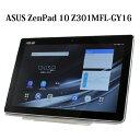 ASUS ZenPad 10 Z301MFL-GY16 ASH GRAY SIMフリー Wi-Fi 10.1型 2GB 16GB タブレット Android bluetooth Webカメラ タブレッ