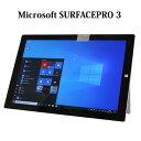 【訳あり】Microsoft Surface Pro3 Core i5 メモリ4GB SSD 128GB 12インチ Windows10 無線LAN Bluetooth Webカメラ 【中古】 中古パソコン ノートパソコン タブレット