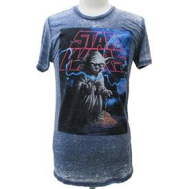 スターウォーズ Tシャツ ヨーダギャラクシー (Yoda Galaxy)【STAR WARS スターウォーズ旧三部作の名シーン コスプレ グッズ】S M Lサイズ ネコポス発送 マジックナイト B2694
