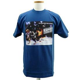 スターウォーズTシャツ 帝国の逆襲 ポスター柄Tシャツ【USA版 STAR WARS スターウォーズ ダースベイダー Tシャツ グッズ】S M Lサイズ ネコポス発送 マジックナイト SW003