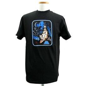 スターウォーズTシャツ ヴィンテージポスター柄Tシャツ【USA版 STAR WARS スターウォーズ Tシャツ グッズ】Mサイズ ネコポス発送 マジックナイト SW006