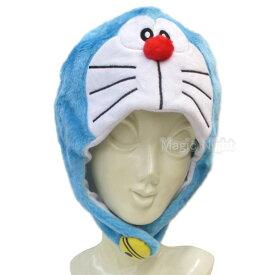 ドラえもん 着ぐるみキャップ【かぶりもの 帽子 キャラクター 可愛い 被り物】定形外発送可 1p350円 2p510円 マジックナイト SZBAN065
