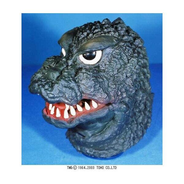 ゴジラ マスク【モスゴジ Godzilla ラバーマスク 被り物 変装 コスプレ グッズ】マジックナイト OS23051