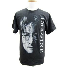 ジョンレノン Imagine【ロックバンド ザ・ビートルズ Tシャツ John Lennon imagine】S Mサイズ ネコポス発送 マジックナイト LEB133