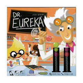 Dr.EUREKA ドクターエウレカ 日本語版【パズル アクションゲーム パーティーゲーム 2〜4人プレイ 6歳以上】 マジックナイト BE500377