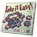 Take it Easy! テイク イット イージー【ボードゲーム パーティゲーム 1-6人プレイ 8歳以上 20分 多言語版 知育】マジックナイト BE647489