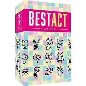 ベストアクト BEST ACT【カードゲーム パーティーゲーム 3〜8人プレイ 8歳以上 演技力】送料一律600円 定形外発送可 1p510円 マジックナイト BE940086