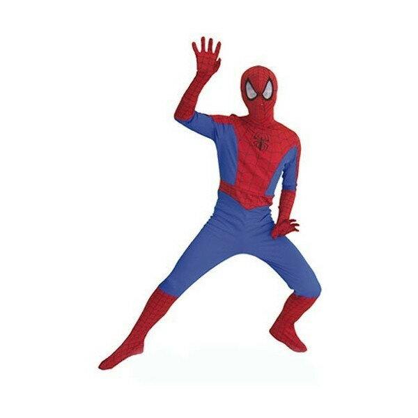 スパイダーマン コスチューム 大人用【ハロウィン コスプレ スパイダーマン 衣装 仮装 グッズ マーベル】マジックナイト RJ802940