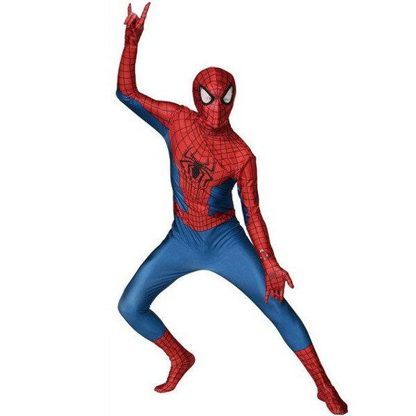アメイジングスパイダーマン2 コスチューム 大人用【ハロウィン コスプレ スパイダーマン 衣装 仮装 グッズ マーベル】マジックナイト RJ95300