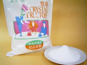 結晶果糖 おまとめ買い(1kg×12袋)【送料無料】