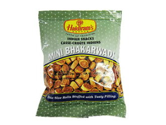 Haldiram's(哈尔迪拉姆)MINI BHAKARWADIバッカルワディ200g