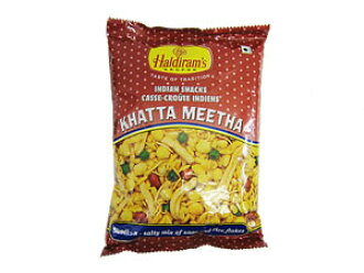 Haldiram (haldiram) KHATTA MEETHA (catamita) 150 克