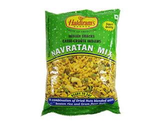 Haldiram (haldiram) NAVRATAN 混合 (navratan) 150 克