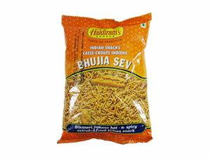 Haldiram's(ハルディラム)BHUJIASEV(ブジアセブ)160g