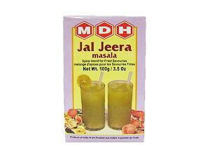 MDH(Mahasian Di Hatti)Jal Jeera Masala ジャルジーラマサラ 100g【4個までメール便配送可】