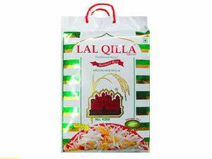 LAL QILLA Basmati Rice バスマティライス お徳用5kg