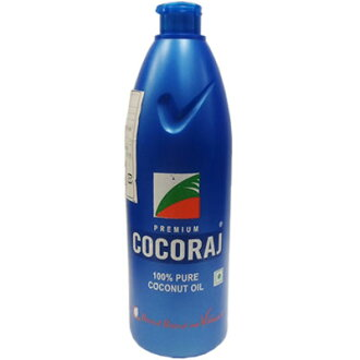 500 ml of PREMIUM COCORAJ 100% pure coconut oil