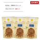 KaRuNa(かるなぁ) 大豆まるごとミート ブロックタイプ 90g×3個セット【送料無料】