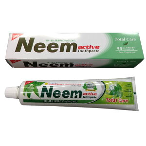 NeemactiveTotalcareニーム歯みがき粉200g