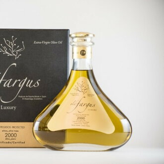 500 ml of extra virgin olive oil OLDFARGUS 2000YEARS age of a tree 2000 ファルガ kinds of the world highest grade