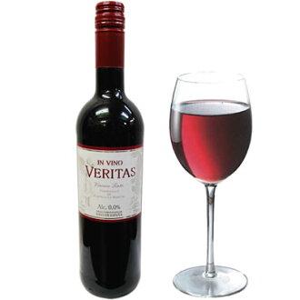 VINO VERITAS VINCERO 拓 vino Veritas vinther 拓非酒鬼酒 (红色) 和批量购买 (750 毫升 × 6 书)