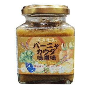 信州自然王国 バーニャカウダ味噌味 160g