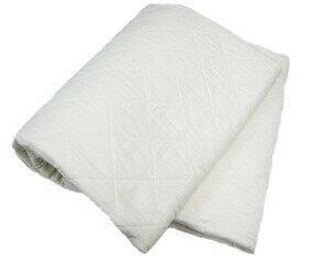 ガーゼと脱脂綿の快適寝具パシーマ キルトケット (きなり色) シングル 145×240cm