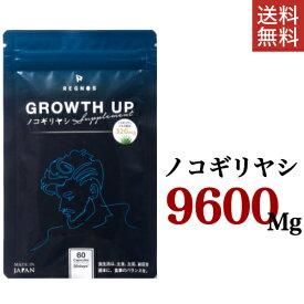 サプリ ノコギリヤシ 亜鉛 男性 メンズ ノコギリヤシエキス9600mg ミレット リジン ケラチン 日本製 60粒 1ヶ月分 REGNOS(レグノス) あす楽 送料無料 爽やか男子