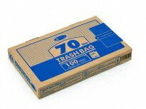 【トラッシュバックゴミ袋70L(800×900×厚さ0.025)】業務用 日用品