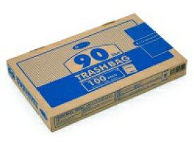 【トラッシュバックゴミ袋90L(900×1000×厚さ0.025)】日用品 雑貨