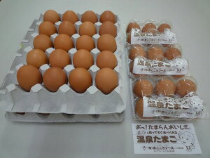 定期購入まごころ卵と温泉玉子セット温泉玉子15個+まごころたまご40個(割れ保証5個含む)