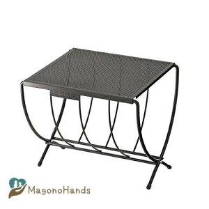 ロゴス(LOGOS) LOGOS 薪ラックテーブル 81064154