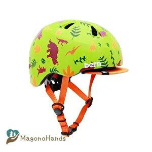 (バーン) Bern ヘルメット ヘルメット 子供用 ベビー用 自転車 おしゃれ tigre キッズ XXSサイズ ベビー 軽い バイク 幼児 ストライダー