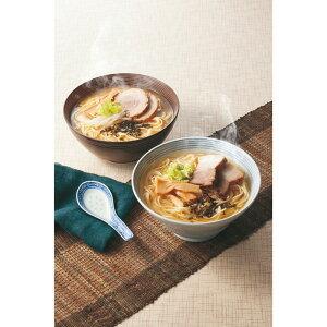 あごだし醤油&岩塩ラーメンセット9食(磯紫菜付) RAG−9i[B5]送料無料