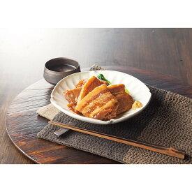 鹿児島県産黒豚 角煮(2個)[メーカー直送品・メーカー指定熨斗]