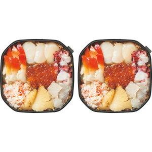 7種の具材を使った海鮮松前漬(2食)[メーカー直送品・メーカー指定熨斗]送料無料