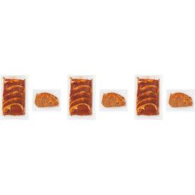 鹿児島県産黒豚 ロース生姜焼&味噌漬セット 1982333[メーカー直送品・メーカー指定熨斗]