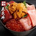 お中元 海鮮 高級 ギフト グルメ 海鮮福袋 厳選5品 本鮪大トロ ウニ イクラ ネギトロ マグロ漬け 海鮮丼 海鮮セット …