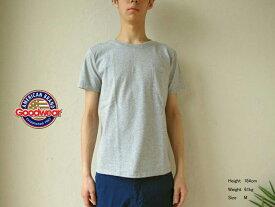 Goodwear(グッドウェア) スリムフィット S/SクルーネックポケットTシャツ