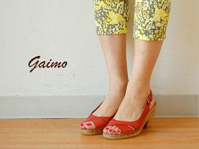gaimo(ガイモ) LEONOR エスパドリーユ