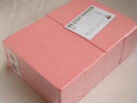 【花材】オアシス レインボーフォームブリック1パック4個入り ベビーピンク