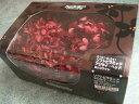 【花材 アジサイ】プリザーブドフラワー 大地農園ソフトピラミッドアジサイヘッド1箱 カシスワイン