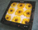 【花材】プリザーブドフラワー 大地農園ガーベラ1箱9輪入り ミモザイエロー