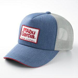 ABU Garcia(アブガルシア)Wappen Mesh Cap (ワッペン メッシュキャップ)