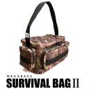【ご予約商品・納期4月末】メガバス サバイバルバッグ2 【Megabass SURVIVAL BAG2】