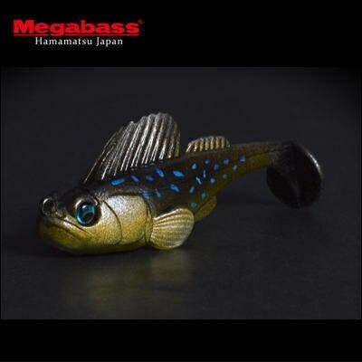 【メガバス】ダークスリーパー 3.8インチ 3/4oz 1oz Megabass DARK SLEEPER