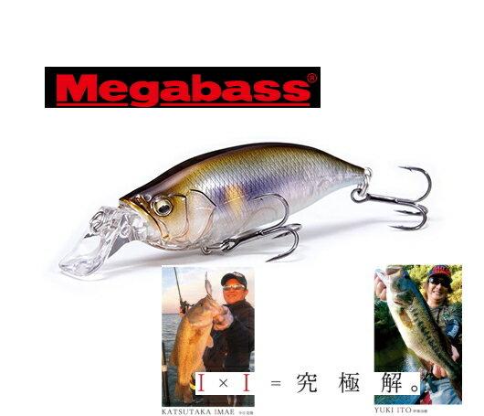 【Megabass メガバス】IXI SHAD TYPE-R アイバイアイ シャッド タイプR (その2)