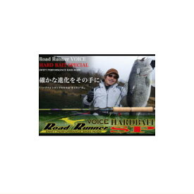 ノリーズ ロードランナー ヴォイス ハードベイトスペシャル【HB630L サークルキャストサイドハンドライト】